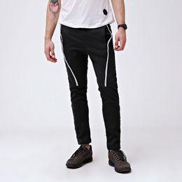 fbf0d8a5c241 2018 Brand Men Pants Hip Hop Harem Joggers Pants Male Trousers Mens Joggers  Solid Multi-pocket Sweatpants XXL