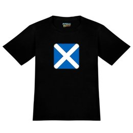 Wholesale Scotland Scottish Country Flag Men s Novelty T Shirt Funny Unisex Casual