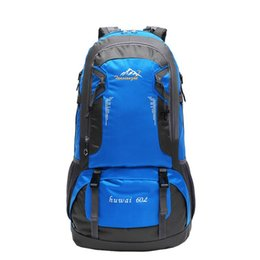 Discount mountain hiking equipment - Wholesale Outdoor Mountain Bike Riding Backpacks Camping Equipment Supplies Sports Backpacks Hiking Backpack Fishing Fre
