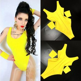 $enCountryForm.capitalKeyWord Canada - Jazz Dance Costumes Candy Colors Women Nightclub Bodysuit Dj Ds Singer Jumpsuit Stage Show Outfit Pole Dance Clothing DNV10001