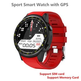 smart watch f1 2019 - Sports Fitness Smart Watch F1 Message Reminder, Heart Rate Blood Pressure Sleep Detector, GPS, Camera, SIM Card Electron