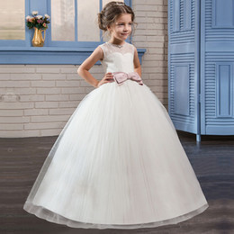 White First Communion Dresses for Juniors