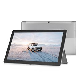 Discount 1.8 ssd ALLDOCUBE KNote 8 Laptop 2 in 1 Tablet PC Notebook Windows 10 13.3 inch 2K Screen Intel Core m3-7Y30 Dual Core 1.0GHz 8G