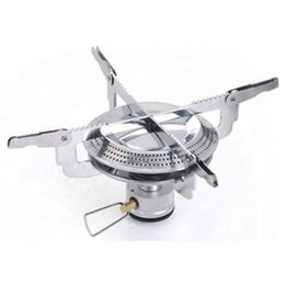 China Sports Outdoors Camp Disk Furnace Head Gas Furnace Picnic Equipment Cooker Portable Burner Mini Stove Head 18 72lx bb cheap picnic equipment suppliers