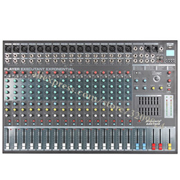 Sd conSole online shopping - Karaoke Audio Sound Mixer Channel Microphone Mixing Console With USB SD Built in V Phantom Power