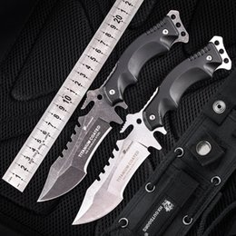 $enCountryForm.capitalKeyWord Australia - New arrivals HX outdoors Army Survival Tactical Knife Outdoor Tool Fixed-Blade Knives Camping Hiking Tools Best Quality Great Gift