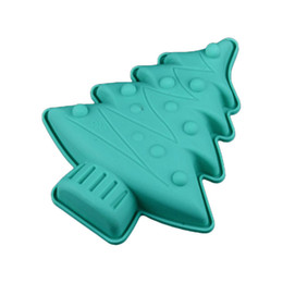 $enCountryForm.capitalKeyWord UK - FILBAKE 1PCS Christmas Tree Shaped Silicone Molds Baking Cake Mold for Muffin Cupcake Pudding and Jello
