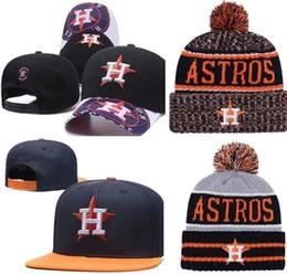 24572a1d448cf 2019 Astros Hat Snapback cap Champions Astros beanie All Teams Men women  Knitted Beanies Wool Hat Knit Bonnet Beanie Gorro Winer Warm Cap