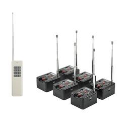 6 Cue Remote 1000M Wireless Fireworks Firing SystemHochzeitsausrüstungBühnenausrüstung
