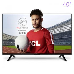 TCL 40 pulgadas LED Blu ray LCD panel TV resolución 1920 * 1080 nuevo producto caliente ¡Envío gratis!