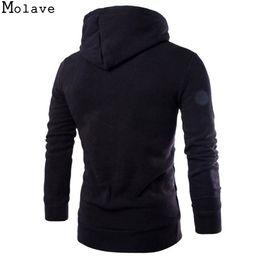 $enCountryForm.capitalKeyWord NZ - CHAMSGEND Sweatshirt Plus Size Men's Hoodies Tracksuit 2018 Autumn Winter Patchwork Hooded Sweatshirt Long Sleeve Outwear 2oct17