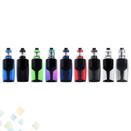 Dual pro batteries online shopping - Original Flux Kit Wotofo Flux W Starter Kits Powered by Dual Battery with Flow Pro Sub Ohm Tank E Cigarette DHL Free
