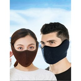 $enCountryForm.capitalKeyWord Australia - Half Face Mask Cover Unisex Ski Snow Moto Cycling Warm Winter Guard Scarf Warm Protecting Mask B-3