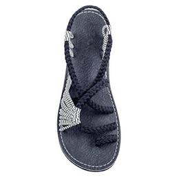 33f5d12ec Brown Green Cross Sandals UK - 2018 new summer women sandals beach roman  gladiator fashion ladies