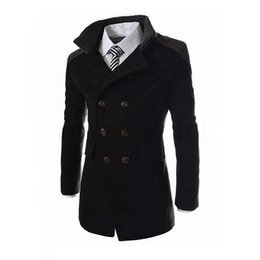 best website ee8aa 1a3ce Inglese Inverno Cappotto Uomini Online | Inglese Inverno ...