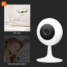 xiaomi night camera 2019 - Xiaomi Xiaobai Smart Camera Popular Version Wireless IP Wifi Infrared Home Camera 720P HD CCTV Mi Cam Kamara CMSXJ01C