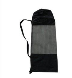 10pcs 72 * 30CM Sacchetto di yoga portatile cinghia regolabile Yoga Pilates Mat Nylon Carrier Mesh Nero Nuovo trasporto libero