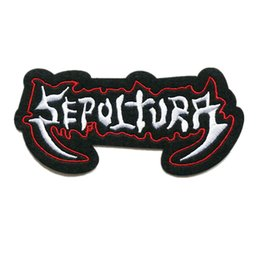 518c23d52a9 Embroidery Patch Music Band Rock Sew Iron On Embroidered Patches Badges For  Bag Jeans Hat T Shirt DIY Appliques Craft Decoration