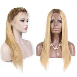 Long naturaL bLonde wig online shopping - LIN MAN Lace Front Human Hair Wigs with Baby Hair Glueless Lace Wigs with Natural Hairline Brazilian Remy Blonde Hair