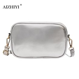$enCountryForm.capitalKeyWord Canada - Women Square Pure Messenger Bags Casual Shoulder Crossbody Bags Soft Patent Leather Handbags Clutches Ladies Party Shoulder Bag