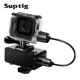 $enCountryForm.capitalKeyWord UK - wholesale 5200mAh Waterproof Power Bank Battery Charger Waterproof case for GoPro Hero 6 5 Action Camera Gopro Charging Shell   Box