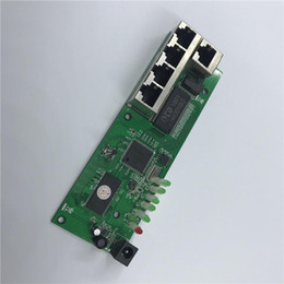 Soho Switch Canada - OEM 5 port router module manufacturer direct switch module sell cheap wired distribution box 5-port router modules OEM router module