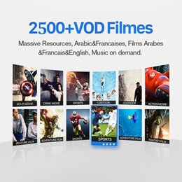 Discount Tv Iptv Box | Iptv Smart Tv Box 2019 on Sale at DHgate com