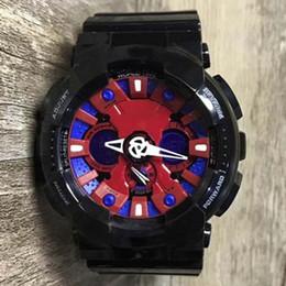 8a1b25f8678f 2018 Relojes deportivos para hombres con mejores ventas Escalada Estilo G  Movimiento de Japón Relojes de pulsera de cuarzo analógico para hombre  Hombre ...