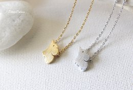 Necklaces Pendants Australia - 30pcs Cute Tiny Baby Elephant pendant Necklace Small Lucky Elephant Necklaces Lovely Cartoon Animal Necklaces for Birthday Gifts jewelry