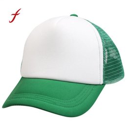 Black Blocks Australia - Color Hop Boys Hats Flat Men Panama Hip Hat Quality Feitong Women Girls Baseball Unisex Snapback Block Fashion Youth Cap