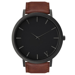 Wholesale Luxury Brand Watches For Men and Women the fifth Dress Quartz Watch Leather Stainless Steel Strap Sport Watches