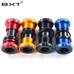 $enCountryForm.capitalKeyWord NZ - 2018 BXT new Bicycle Bottom Bracket 68 73mm MTB Road Bike Axis BB Cycling Aluminum Alloy Waterproof BSA Crank Set Axis Parts