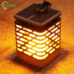 $enCountryForm.capitalKeyWord NZ - Solar powered lamp for candle flame decorative yard solar garden street light for outdoor waterproof flame