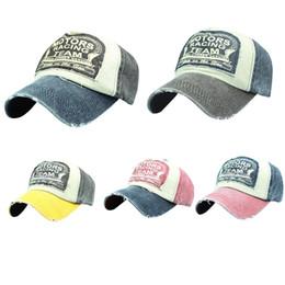 Feitong colorido sombrero para hombre vintage cap mujer 2018 denim moda  gorra de béisbol para mujer hombre al aire libre      44b482e3fe1