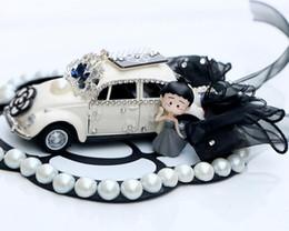 $enCountryForm.capitalKeyWord Australia - Small ball classic car decoration flower bow high-end jewelry perfume seat lady interior decoration