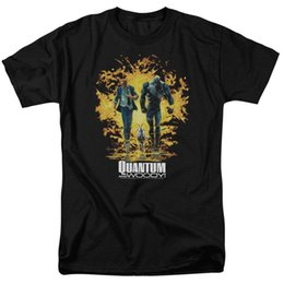$enCountryForm.capitalKeyWord Australia - Quantum And Woody Explosion T-shirts for Men Women or Kids Cotton Low Price Top Tee For Teen Print T-Shirt Summer Casual