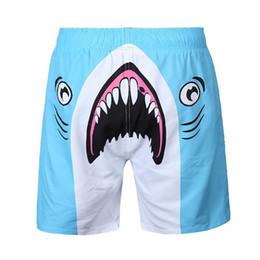 Novo Board Shorts Mens Verão Praia Shorts Calças de Alta Qualidade Swimwear Bermuda Carta Masculina Surf Life Men Swim venda por atacado