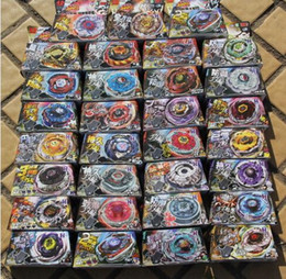 New Style Beyblade NZ - New Arrive!! 20pcs lot 30 Style BB104-BB128 4D Metal Beyblade with Launcher Christmas Children Day gift