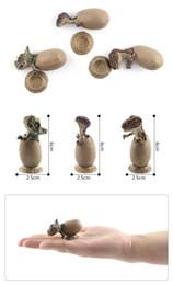$enCountryForm.capitalKeyWord Australia - DHL Jurassic Era Eggs Model Ornaments Gifts for Collectors Kids Educational Dinosaur Figure Toys Set 008#