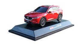 Опт 1: 43 пластиковая модель для Mazda CX-5 2018 красный внедорожник пластиковые игрушки автомобиля миниатюрная коллекция подарок CX5 CX 5