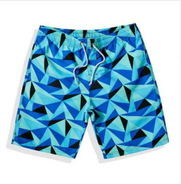 mens casual beach trunks UK - Summer brand mens swimming trunks quick dry beach men sportswear short plus size male bathing surfing elastic boxer swimwear