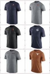 $enCountryForm.capitalKeyWord Australia - Virginia Cavaliers Texas Longhorns UConn Huskies USC Trojans Touch T-Shirt Heather Navy Gray Burnt Orange