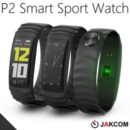 Kids Hot Phone Canada - JAKCOM P2 Smart Watch Hot Sale in Smart Watches like mobile phones iot foot warmer stand
