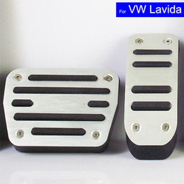 $enCountryForm.capitalKeyWord Australia - Car Petrol Clutch Fuel Brake Braking Pad Foot Pedals Rest Plate for VW Volkswagen Lavida Lamando Scirocco Auto Pedals