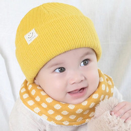 Baby Boy Skull Crochet Beanies Australia - 2018 Baby Kids Winter Beanies Skull Caps Beanie Knitted Hat Knitting Hats Girls Boys Children Warm Casual Cap Hats A168