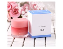 $enCountryForm.capitalKeyWord NZ - Lanege Special Care Lip Sleeping Mask Lip Balm Lipstick 20g Moisturizing LZ Brand Lip Care Mask top quality Cosmetic