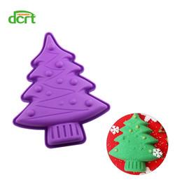 $enCountryForm.capitalKeyWord NZ - 1 PCS 3D Christmas Tree Shape Cake Mould Silicone Molds Cake Decorating Tools for Baking Cake Muffin Cupcake Pudding Jello Soap