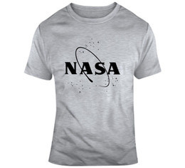 f110db6e035 Nasa Space Agency Usa Mars Moon Universe Galaxy Earth T Shirt