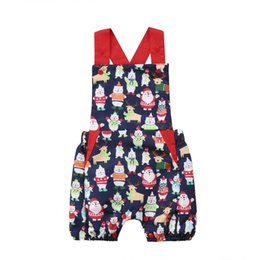 3f946a18723a 2018 Cute Baby Romper Sleeveless One-Piece Newborn Toddler Baby Girl Clothes  Kids Unisex Cartoon Romper Jumpsuit Outfit
