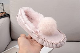 Animal Snow Cap NZ - Women boots non-slip waterproof winter ankle snow boots women platform winter shoes with thick fur botas muje